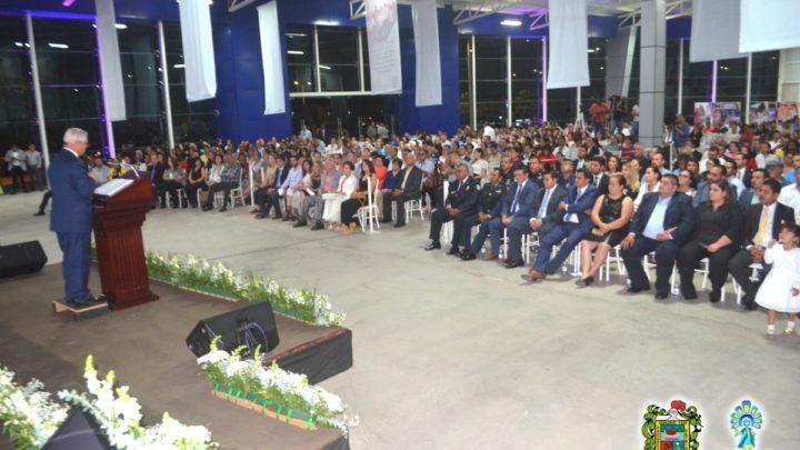 El PAN sí sabe gobernar; concluye administración de Sahuayo 286 obras en 3º año de Gobierno