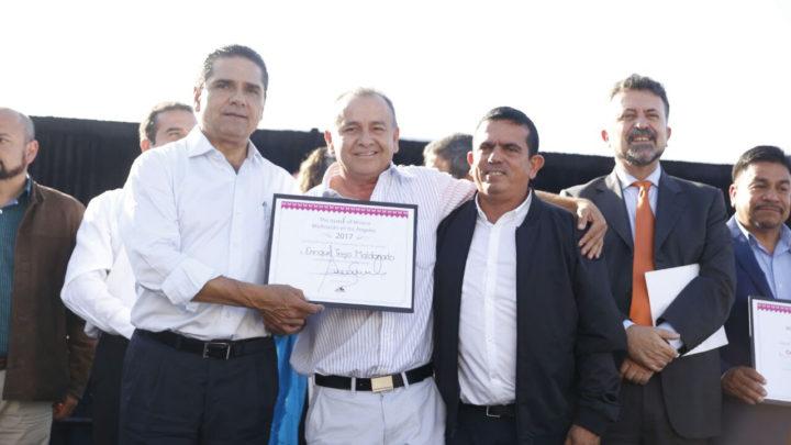 Michoacán, referente nacional en aplicación de políticas públicas a favor de migrantes.
