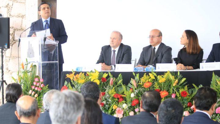 Crece más de 7% el sector industrial en Michoacán: Silvano Aureoles