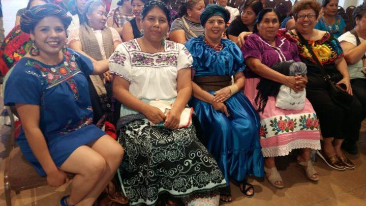 Cocineras tradicionales, presentes en el Foro Mundial de la Gastronomía Mexicana
