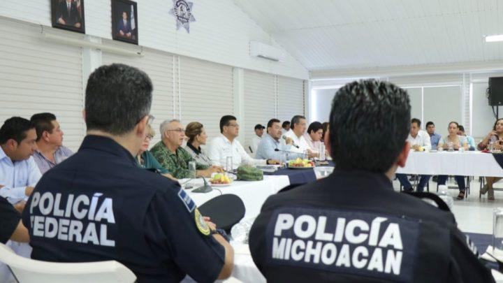 Reforzar la prevención para combatir el delito: SSP
