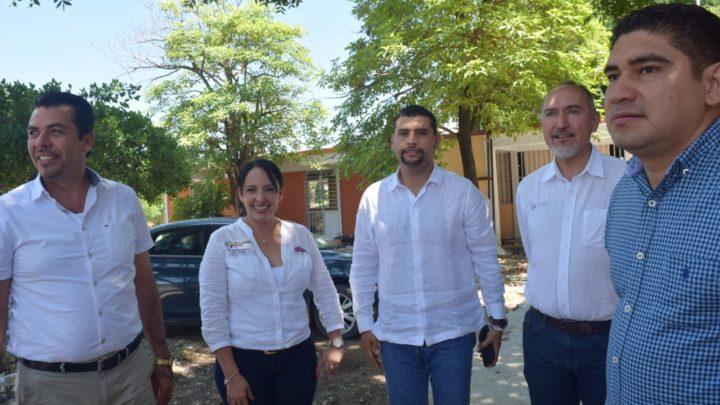 Rehabilitarán IIFEEM y SCOP Secundaria Federal No.1 en Huetamo