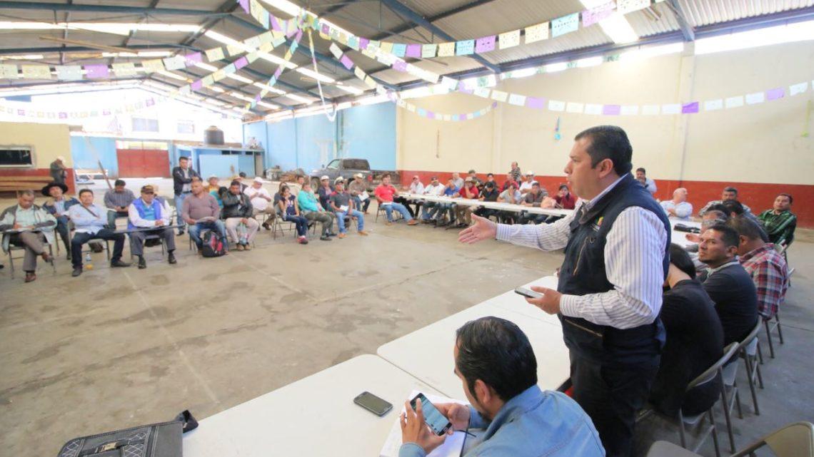 Comunidades originarias de Michoacán, prioridad para el Gobierno del Estado