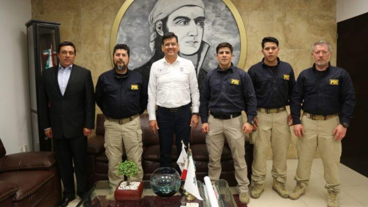Comparten SSP y Policía de Investigación de Chile, modelos exitosos de Seguridad Pública