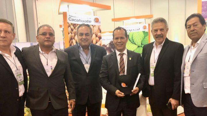 """Destaca Michoacán en Expo México Alimentaria """"Food Show"""""""