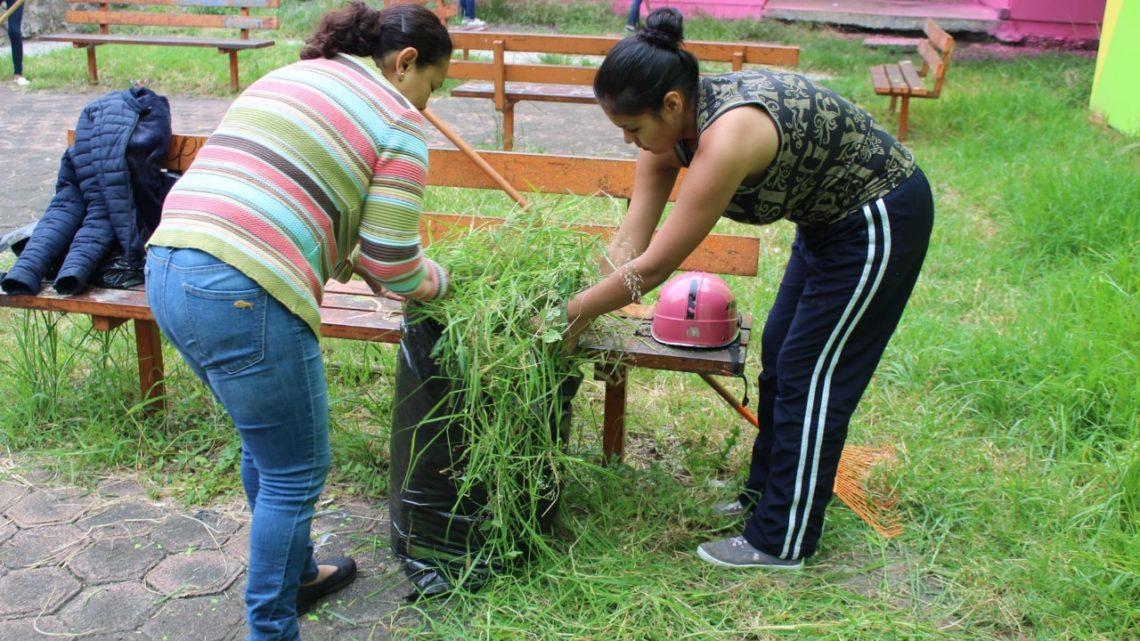 Recuperados, 59 espacios públicos en Michoacán