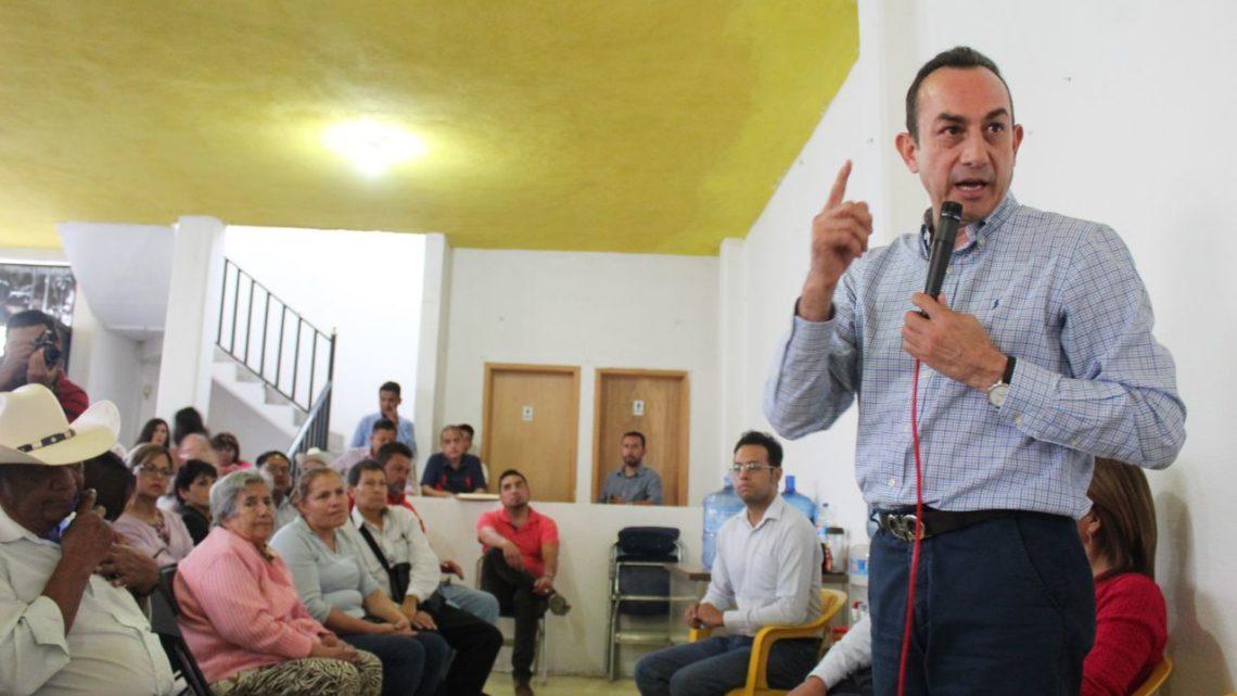 PRD inicia ruta de acercamiento con la militancia