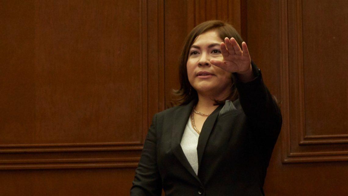 """Laura Granados: """"Vamos a cumplirle a los michoacanos nuestra propuesta de austeridad republicana"""