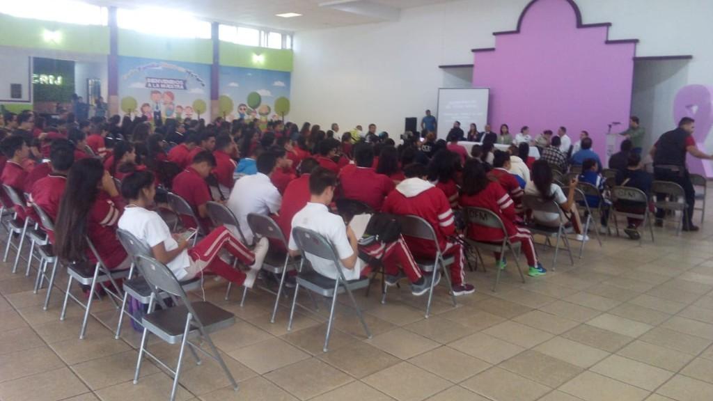 Con proximidad y pláticas, SSP promueve la responsabilidad social entre estudiantes