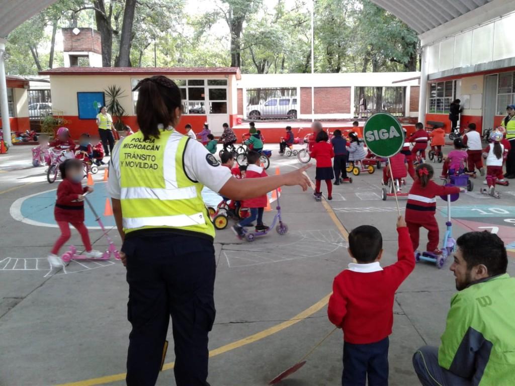 Programa Educación Vial impacta a 89 mil 335 personas: SSP