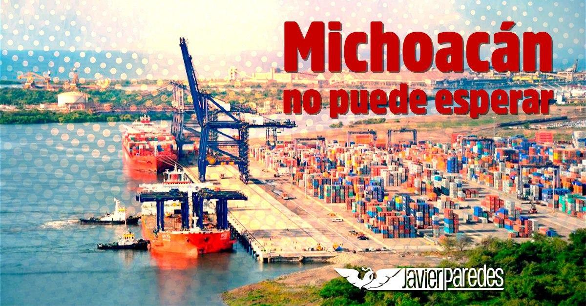 Por responsabilidad, la Zona Económica Especial no se puede estancar: Javier Paredes
