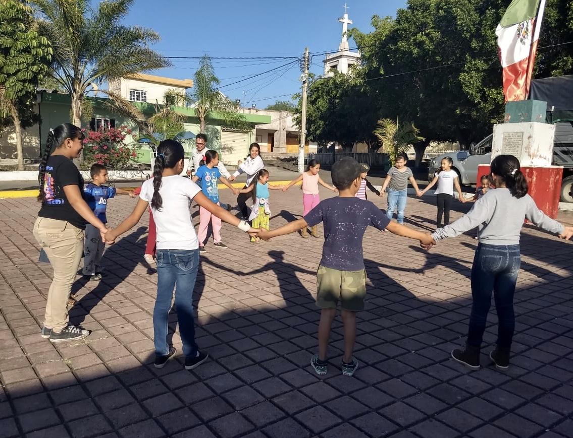 Trabaja SSP en la reconstrucción del tejido social en Zamora